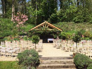 Wedding Ceremony Outdoor Venue
